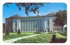 The Don L. Love Memorial Library At The University Of Nebraska, Lincoln, Nebr...