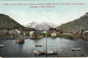 SITKA , Alaska , 00-10s ; Waterfront