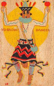 Yei Bachai Dancer of the Navaho Indians 1944