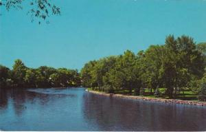 McNaughton Park on St Joseph River - Elkhart IN, Indiana