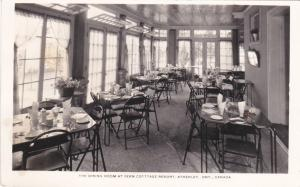 RP: Dining Room , Fern Cottage Resort , ATHERLEY, Ontario , Canada , 30-40s