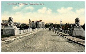 1910's Connecticut Avenue Bridge Washington D.C. PC1998