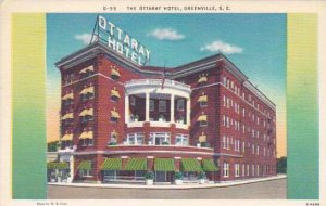 South Carolina Greenville The Ottaray Hotel