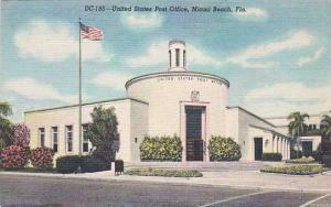 Florida Miami Beach United States Post Office