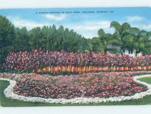Linen PARK SCENE Orlando Florida FL H3056