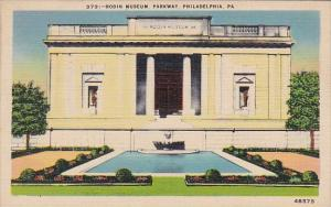 Rodin Museum Parkway Philadelphia Pennsylvania