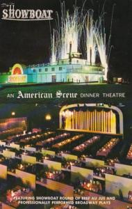 Florida Tampa Bay Showboat Dinner Theatre