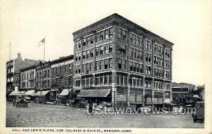 Hall and Lewis Block