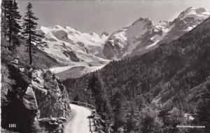 Switzerland Berninagruppe Photo