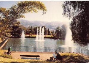 Portugal Funchal Madeira Pormenor do Parque de Santa Catarina Sta. Catarina Park