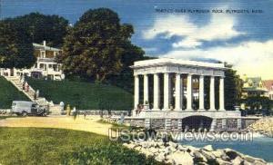 Portico, Plymouth Rock Plymouth MA Unused