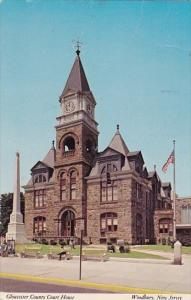 Gloucester County Court House Woodbury New Jersey 1988