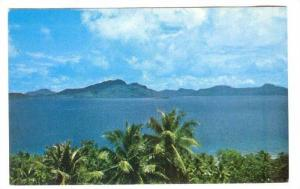Truk Lagoon, also known as Chuuk, 40-60s 1/2