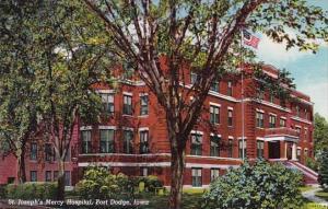 Iowa Fort Dodge Saint Josephs Mercy Hospital