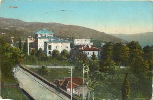 Lovrana Croatia 1909 Lovran