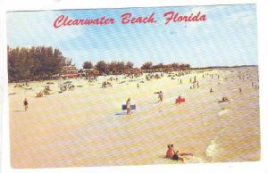 Scenic view, Clearwater Beach, Flordia, PU-1968