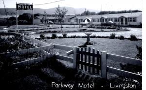 Parkway Motel, Livingston, Montana