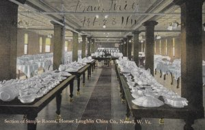 NEWELL , West Virginia , 00-10s ; Homer Laughlin China Co. , Sample Rooms