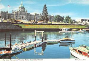 Inner Harbour - British Columbia, Canada
