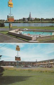 IDAHO FALLS, Idaho, 50-60s ; Driftwood Motel