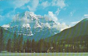 Canada Mount Robson Williams Lake British Columbia