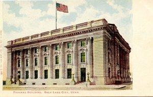 UT - Salt Lake City. Federal Building
