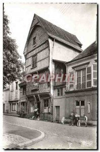 Postcard Modern Vendome old home place st martin Children