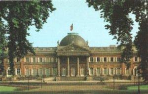POSTAL 57801: Royal Palace of Laeken