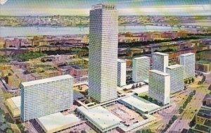 Prudential Center Boston Massachusetts