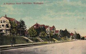 Washington Tacoma A Residence Street sk384