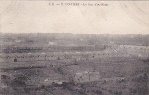 PITIERS, Vienne, France, 1900-1910's; Le Parc D'Artillerie