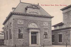New Jersey Elmer First National Bank sk291
