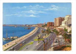 Palma de Mallorca, Spain, PU-1974  Paseo Martimo
