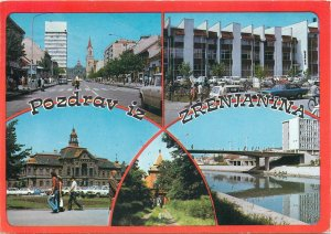 Postcard Eastern Europe Iugoslavia 1983