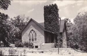 Presbyterian Church Branson Missouri Real Photo