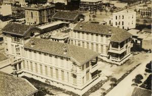 mexico, TAMPICO (?), Aerial View Maternity Hospital, Casa de Maternidad (1910s)