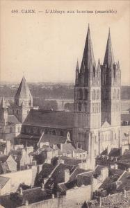 Caen , France , 00-10s ; L'Abbaye aux hommes