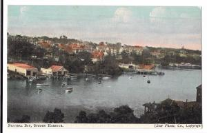 Neutral Bay, Sydney Harbour PPC, Early Issue by Star Photo, Shows Boatyard