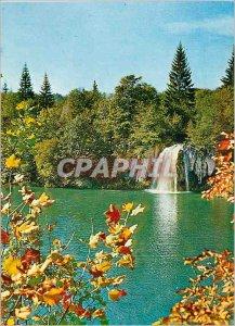 Postcard Modern Plitvicka Jezera