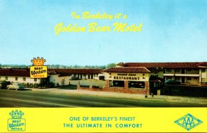 California Berkeley The Golden Bear Motel