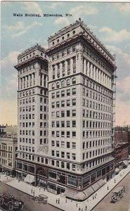 Wisconsin Milwaukee Wells Building