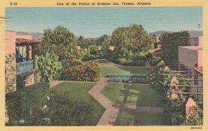 TUCSON , Arizona , 1930-40s ; Arizona Inn