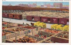 Illinois Chicago The Union Stock Yards
