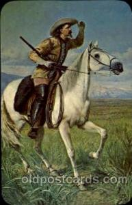 William F. Cody, Buffalo Bill 1846-1917, Postcard Post Card