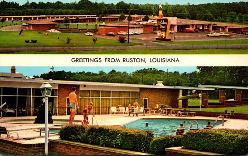 Louisiana Ruston Holiday Inn