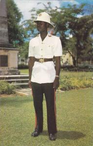 Policeman , Nassau , Bahamas , 40-60s