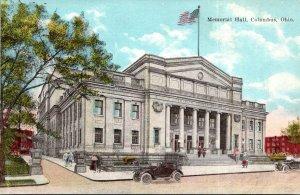 Ohio Columbus Memorial Hall