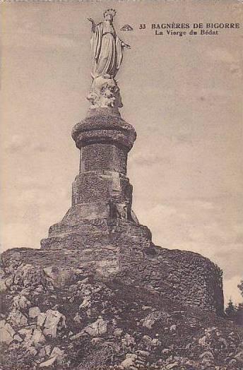 La Vierge Du Bedat, Bagnères-de-Bigorre (Hautes-Pyrénées), France, 1900-1910s