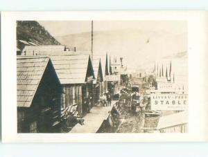 Reprint rppc REPRODUCTION SCENE Reprint Postcard AB2271