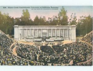 Divided-Back University Of California Berkeley - San Francisco CA E0629